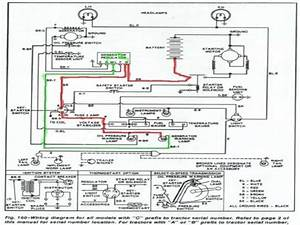 Wiring Diagram For 1953 Ford Jubilee 12v Alternator