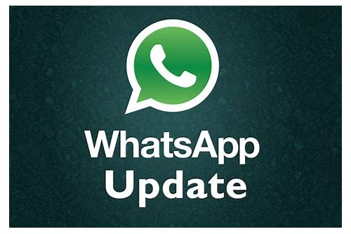 download the whatsapp latest version