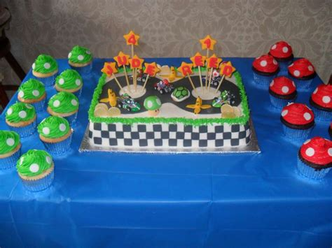 super mario party birthday party ideas photo