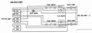 S  V Lux  L40 Bilge Pump Wiring And Indicator Enhancement