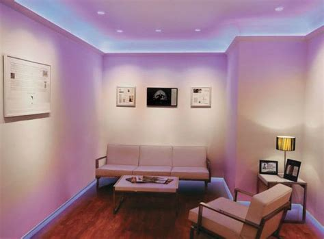Led Light Strips Room Ideas by Led Lights Accent Lighting Interior Led Lights