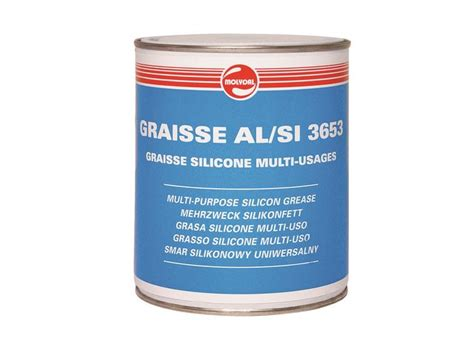 joint silicone haute temperature graisse silicone haute temperature pour roulements et joints alsi 3653 contact molydal