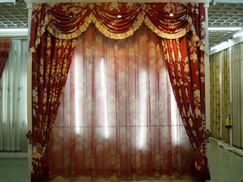 Fancy Curtains For Living Room Design Ideas