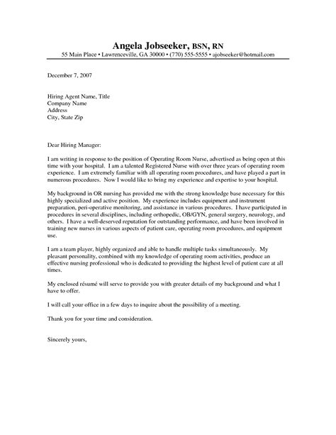 good cover letter examples letters  sample letters