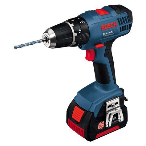 cordless l bosch gsb18 2 li 18v cordless combi drill in l boxx 1 x 2 6ah battery