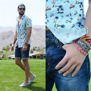 Coachella Outfit Ideas Men