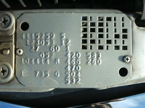 autolak kleurnummer mercedesforumnlbe