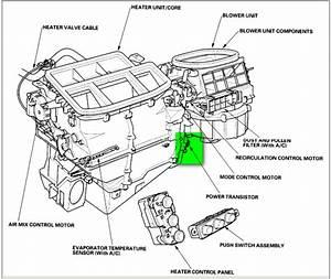 I Have A 2002 4 Door Honda Civic Sedan  Yesterday My Air