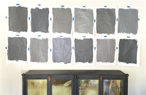 brady picks a gray paint emily henderson