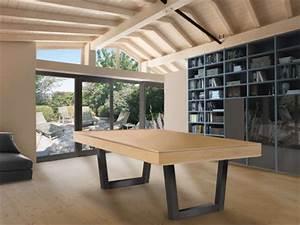 Table À Manger Billard : table de salle manger billard la maison du billard ~ Melissatoandfro.com Idées de Décoration