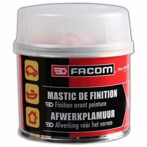 Mastic Pour Carrosserie : mastic polyester de finition facom 250 g feu vert ~ Melissatoandfro.com Idées de Décoration