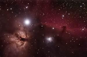 NGC 2023 & NGC 2024 - Nebulosa Cabeza de Caballo y ...