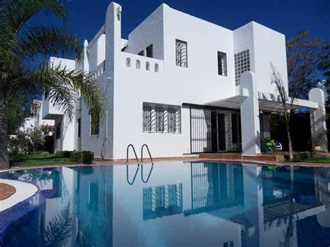 villa moderne a vendre t 233 touan cabo negro villa d architecte avec piscine 224 vendre avec option de location longue