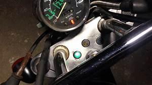 Honda Steed 400 Test