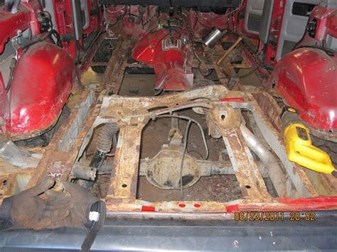 1996 Jeep Floor Pan by All Floor Pans And Cargo Area Rust Jeep Forum