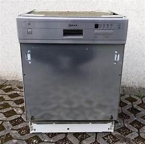 Einbau Spulmaschine Neff Neff Einbau Sp Lmaschine Eek A In Mannheim
