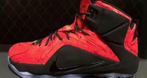 "Nike LeBron 12 EXT ""Red Paisley"" Preview | Nice Kicks"