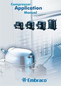 Compressor Application Manual By Embraco