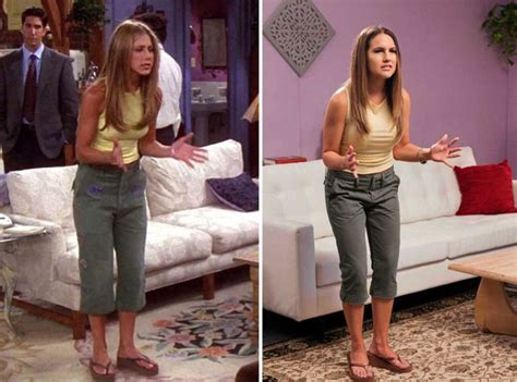 This Woman Recreated The Best Rachel Outfits From F.R.I.E.N.D.S And It Will Blow Your Mind ...