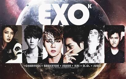 Exo Pop Wallpapers Fanpop Korean Background Exok