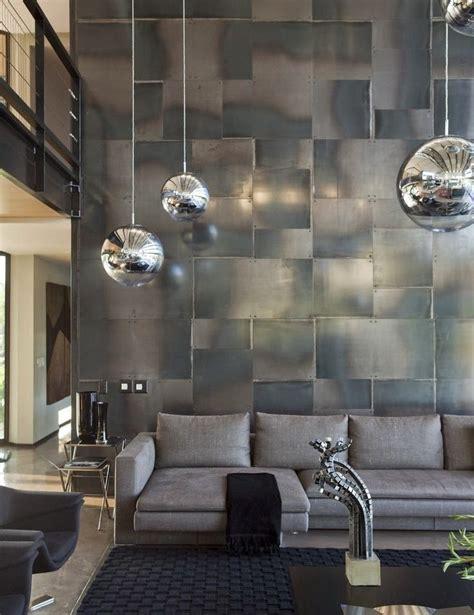eye  design decorate  industrial metal walls