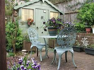 Come Arredare Il Giardino In Stile Country  15 Idee Che Vi Ispireranno