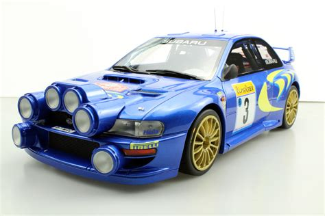 wrc subaru top marques collectibles subaru s4 wrc mc rally 1998 pre