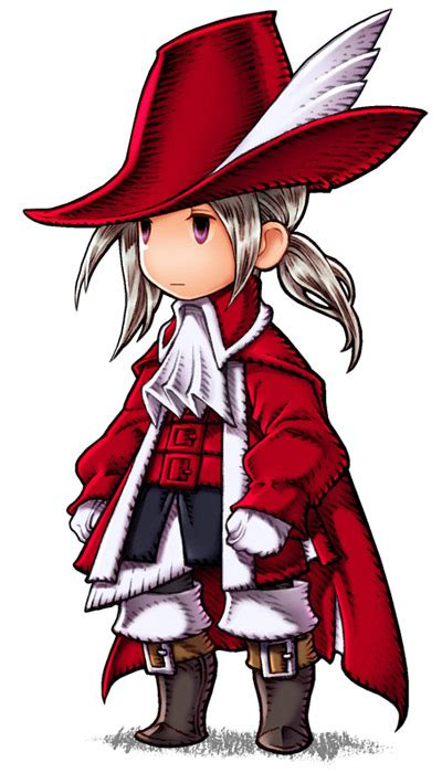 final fantasy jobs red mage
