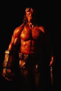 David Harbour As Hellboy Photo