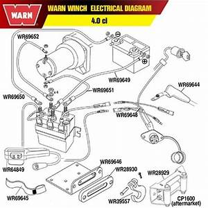 Warn 62135 Wiring Diagram