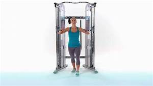 Standing Chest Press - Fts Glide Instructions