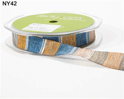 5/8 Inch Multi-color Horizontal Stripes Ribbon With Woven Edge Thomas The Tank Curtains Curtain Brackets Bunnings Dunelm Mill Ready Made Blackout How To Hang Above Patio Door Tab Top Uk Only Eyelet Iron Water Filter Parts Ideas For Baby Nursery