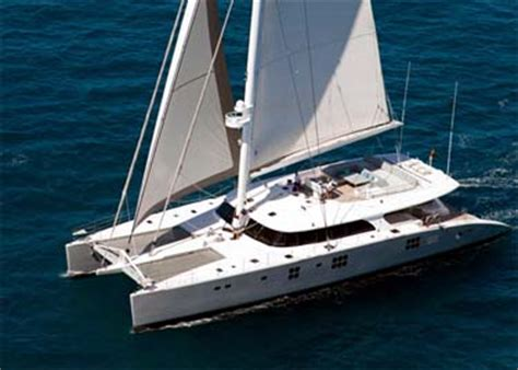 Large Catamaran Cost by Buying Used Versus New Catamarans Large Catamarans For Sale