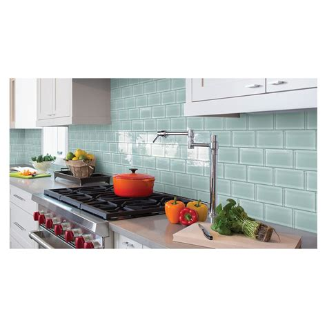 lowes kitchen wall tile lowes glass subway tile decorating palettes ideas 7272
