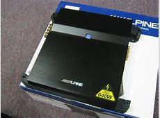 Alpine PMXF640 4 Channel Amplifier For Sale MCF Marketplace