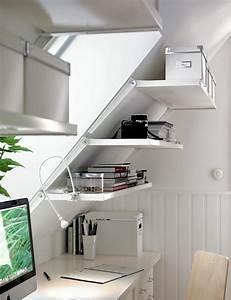 Möbel Dachschräge Ikea : r ume mit dachschr gen die besten wohntipps sch ner wohnen ~ Michelbontemps.com Haus und Dekorationen