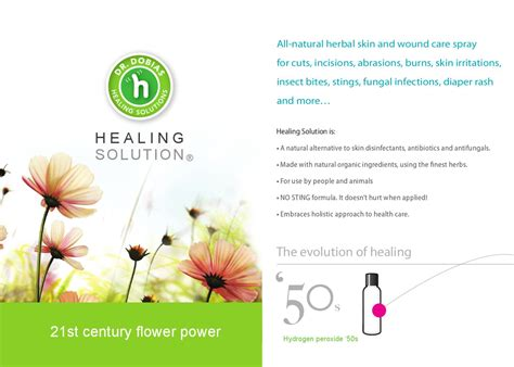 Healing Solution Brochure By Peter Dobias Issuu