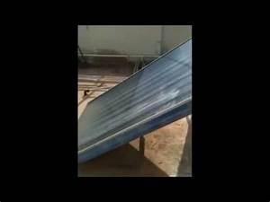 Fabriquer Chauffe Eau Solaire : fabriquer votre chauffe eau solaire youtube ~ Melissatoandfro.com Idées de Décoration