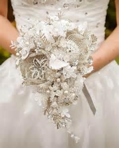 order wedding flowers mc custom made to order wedding bouquet bridal brooch bouquet ultimate glam wedding keepsake