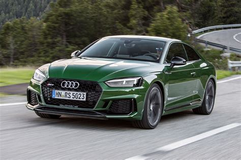 Review Audi Rs5 by New Audi Rs5 2017 Review Auto Express