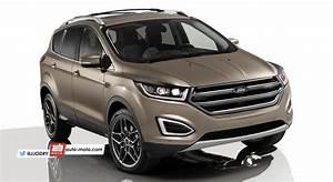 Nouveau Ford Kuga 2017 : nouveau ford kuga escape 2016 infos et photo scoop ~ Nature-et-papiers.com Idées de Décoration