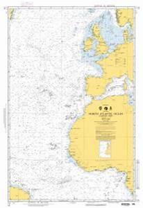 Hurricane Data Chart Nautical Charts Online Nga Nautical Chart 14 North