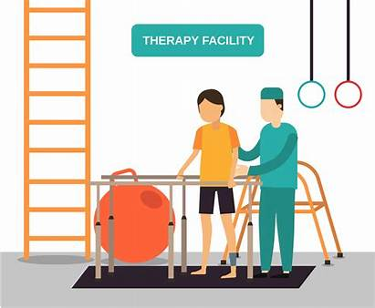 Physiotherapy Vector Facility Freevector Illustration Graphics