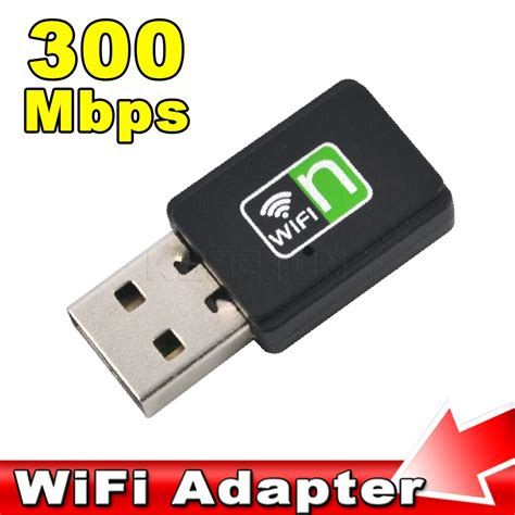 carte wifi pc bureau 1pcs ultra mini 300mbps wireless card usb router