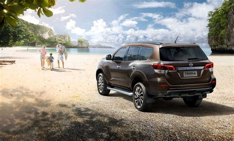 Nissan Terra Hd Picture by 7 Seat Nissan Terra Officially Unveiled In The Philippines