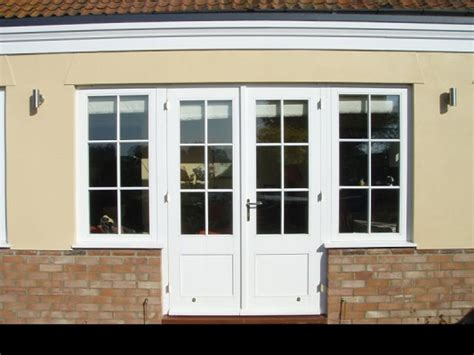 french double doors  side lights  bottom panels