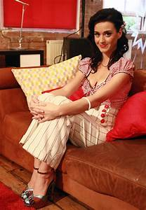 Katy Perry At Home