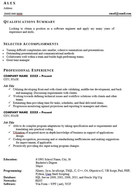 bad resume exle and how we fixed it zipjob