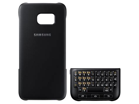 Galaxy S7 Edge Keyboard Cover Mobile Accessories
