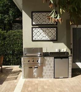 Best, 13, Outdoor, Kitchen, Ideas, For, Small, Spaces